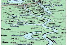 Geografía / Es la ciencia que trata de la descripción o de la representación gráfica de la Tierra. En sentido amplio es la ciencia que estudia la superficie terrestre, las sociedades que la habitan y los territorios, paisajes, lugares o regiones, que la forman al relacionarse entre sí.