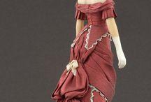 1877-1880 dresses