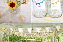 Backyard wedding / by Lucy