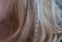 veertjes in je haar
