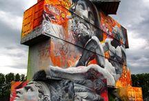 Murals & Environmental Graphics