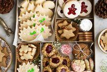 Рождественская еда