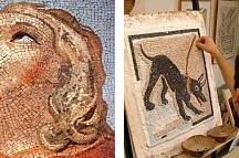 Mosaic School in Italy