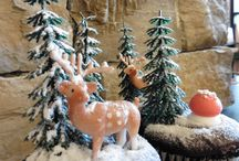 Christmas & Winter Holiday Treats / Delicious bakery items that are a great treat over the winter holidays!