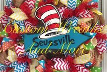 Dr Seuss / by Kelly Mccord