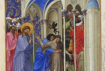 Art by Limbourg Brothers