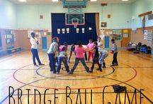 Gym Games / by Jamie Tuttle
