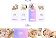 Spa, Fit & Beauty website