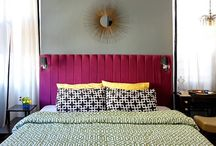 Cozy Bedrooms / Stay snug as a bug in a rug with these heavenly havens.