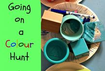 Nursery Activity Ideas