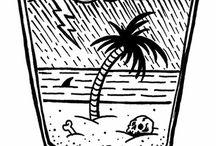 Beacha doin