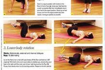 Fitness / by Stacy Binkley