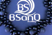 NECKLACES / BSanQ provides beautifully designed and carefully handmade semi precious stones jewelleries.