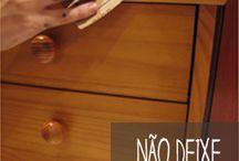 Restauro móveis