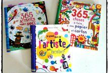 Littérature Jeunesse et Coloriage / livres pour enfants, livres de loisirs créatifs, livres d'activités