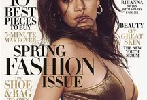Fashion / Find the latest covers of your favorite fashion magazines here!
