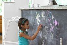Chalk boards / by Gina Chassaing
