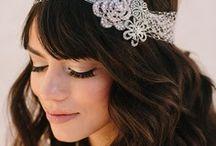 Boho bruidskapsels / Inspiratie bruidskapsels