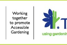 Accessible gardening / Making gardening accessible for all
