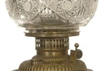 Oil lamps / by Kathleen King