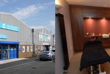 AGM Group Bespoke Joinery Office Fit Out Glasgow