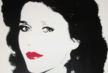 Andy Warhol - Painter / #painting