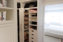 Hall cupboard ideas