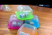 Addition and Subtraction / Ideas, games and activities for teaching addition and subtraction.