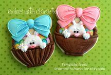 Easter Cookies / by SweetSugarBelle