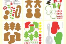 Christmas crafts for toddlers / FBCE / There are so many ways to keep toddlers busy, and turn those crafts into a record of your childs childhood. Its amazing how many different kinds of pictures a child can paint with a simple handprint.