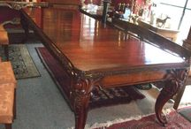 Antique dining tables / Antique dining tables, Breakfeast tables, Lou table,