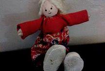 Hand Made Dolls- El Yapımı Bebek / Handmade- dolls