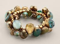 Fashion: Bracelets, necklaces, earrings & more