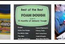 slime / dough