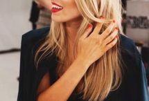 Vaaleat hiusvärit