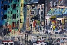Painters Pot / Vertual Gallery of Ray Lockey's paintings / by Ray Lockey