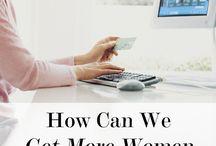 Women in tech / by TechieChic