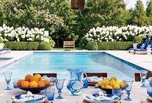Hamptons Table Decor