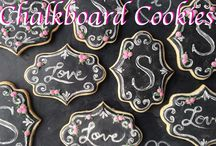 cake and cookie decor