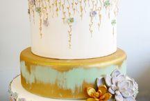Our Wedding Cakes