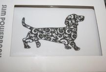 I love Dachshunds / Cool stuff for dachshund lovers like me!