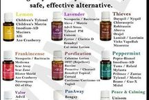 Living Well Essential Oils