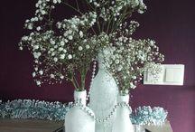 Kerst decoraties... Zelf gemaakt