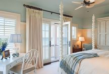 Lake bedroom