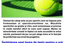 Tenis - inchiriere / Colegiul Tehnic de Comunicații Nicolae Vasilescu-Karpen Bacău închiriează teren de tenis cu plata pe oră (25 lei) sau prin semnarea unui contract de închiriere (preț negociabil, în funcție de numărul de ore solicitate) . Detalii: 0234.586.720. Adresa: str. Mioriței, nr. 76 bis, Bacău