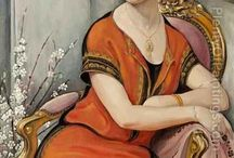 Gerda Wegener / Danish artist (1885-1940)