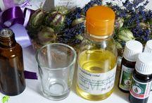 Aromaterápia-illóolaj-bőrápoló olaj használata