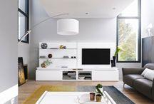 :ϟ: Mon beau séjour :ϟ: / Découvrez les nouveautés meubles TV de la rentrée à travers à notre sélection. Authentique, minimaliste, gain de place ou modulable... ils s'adaptent à toutes vos envies et vos besoins.  / by Gautier