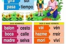 Estructura de palabras