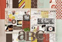 Photography scrapbooking kits